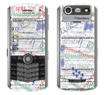 BlackBerry Pearl 8130 Skin :: Seniors 2014