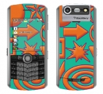 BlackBerry Pearl 8130 Skin :: Shape Up