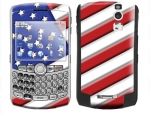 BlackBerry Curve 8300 Skin :: American Flag 1