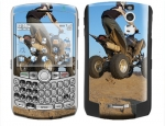 BlackBerry Curve 8300 Skin :: ATV Rider