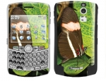 BlackBerry Curve 8300 Skin :: Butterfly 1