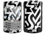 BlackBerry Curve 8300 Skin :: Chaos Theory