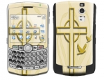 BlackBerry Curve 8300 Skin :: Christian 1