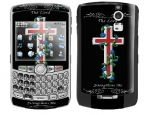 BlackBerry Curve 8300 Skin :: Christian 3