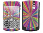 BlackBerry Curve 8300 Skin :: Color Blast