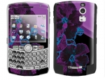 BlackBerry Curve 8300 Skin :: Cosmic Flowers 1