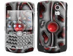 BlackBerry Curve 8300 Skin :: Cynic Red