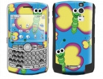 BlackBerry Curve 8300 Skin :: Digital Butterfly