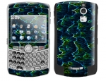 BlackBerry Curve 8300 Skin :: Electricity