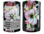 BlackBerry Curve 8300 Skin :: Floral Grace