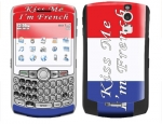 BlackBerry Curve 8300 Skin :: Kiss Me French