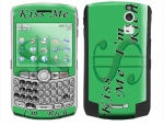 BlackBerry Curve 8300 Skin :: Kiss Me Rich
