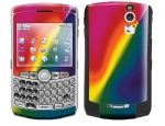 BlackBerry Curve 8300 Skin :: Polar Spectrum