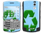 BlackBerry Curve 8300 Skin :: Recycle
