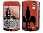 BlackBerry Curve 8300 Skin :: Royal Heraldry