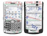 BlackBerry Curve 8300 Skin :: Seniors 2012