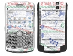 BlackBerry Curve 8300 Skin :: Seniors 2013