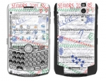 BlackBerry Curve 8300 Skin :: Seniors 2014