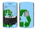 BlackBerry World 8800 Skin :: Recycle