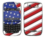 BlackBerry Curve 8900 Skin :: American Flag 1
