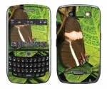 BlackBerry Curve 8900 Skin :: Butterfly 1
