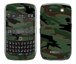 BlackBerry Curve 8900 Skin :: Camo Green