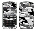 BlackBerry Curve 8900 Skin :: Camo Snow