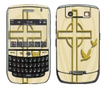 BlackBerry Curve 8900 Skin :: Christian 1