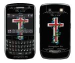 BlackBerry Curve 8900 Skin :: Christian 3