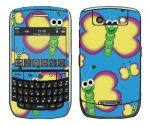 BlackBerry Curve 8900 Skin :: Digital Butterfly