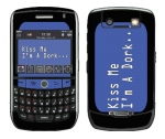 BlackBerry Curve 8900 Skin :: Kiss Me Dork