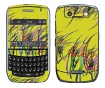 BlackBerry Curve 8900 Skin :: Natures Circuit