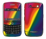 BlackBerry Curve 8900 Skin :: Polar Spectrum