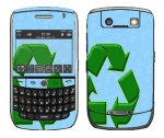BlackBerry Curve 8900 Skin :: Recycle