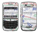 BlackBerry Curve 8900 Skin :: Seniors 2013