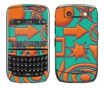 BlackBerry Curve 8900 Skin :: Shape Up