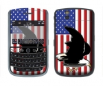 BlackBerry Tour 9630 Skin :: American Flag 2