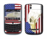 BlackBerry Tour 9630 Skin :: American Flag 3