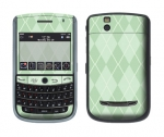 BlackBerry Tour 9630 Skin :: Argyle Green
