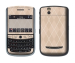 BlackBerry Tour 9630 Skin :: Argyle Tan
