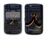 BlackBerry Tour 9630 Skin :: Bio Hazard