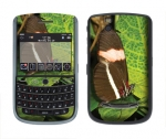 BlackBerry Tour 9630 Skin :: Butterfly 1