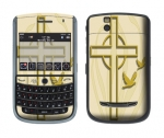 BlackBerry Tour 9630 Skin :: Christian 1