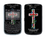 BlackBerry Tour 9630 Skin :: Christian 3