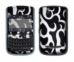 BlackBerry Tour 9630 Skin :: Curly Contours