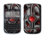 BlackBerry Tour 9630 Skin :: Cynic Red