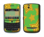BlackBerry Tour 9630 Skin :: Falling Stars