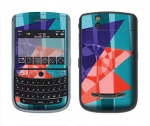 BlackBerry Tour 9630 Skin :: Geometric Blast