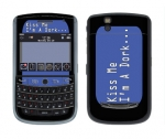 BlackBerry Tour 9630 Skin :: Kiss Me Dork
