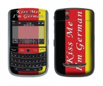 BlackBerry Tour 9630 Skin :: Kiss Me German